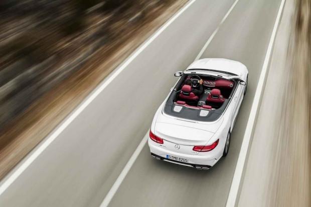 2016 Mercedes S-Serisi Cabrio Özellikleri Açıklandı - Page 1