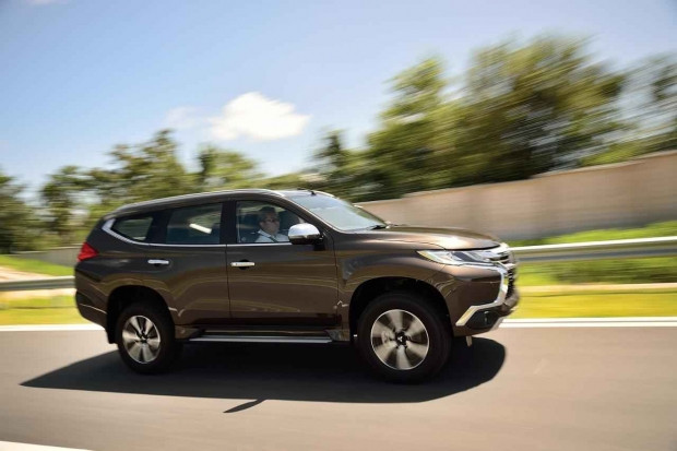 2016 Mitsubishi Pajero Sport Özellikleri Açıklandı - Page 3
