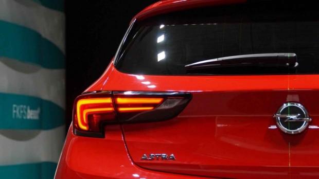 2016 Opel Astra dış tasarımı - Page 2