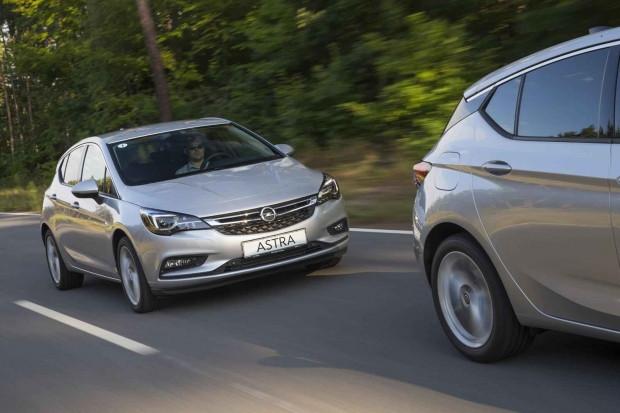 2016 Opel Astra güvenlik özellikleri - Page 2