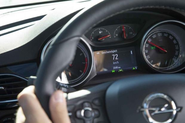 2016 Opel Astra güvenlik özellikleri - Page 3