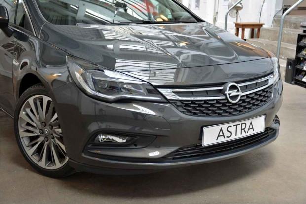 2016 Opel Astra ilk defa fotoğraflandı - Page 1
