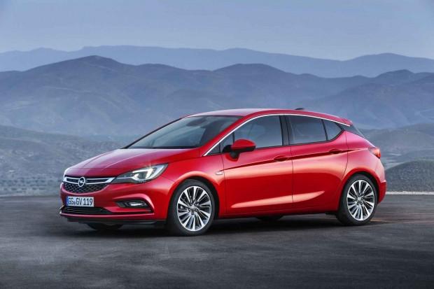 2016 Opel Astra motor seçenekleri ve teknik özellikleri - Page 1