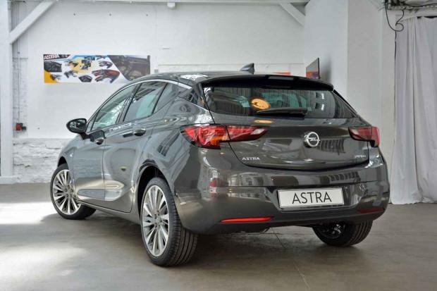 2016 Opel Astra satış tarihi açıklandı - Page 2