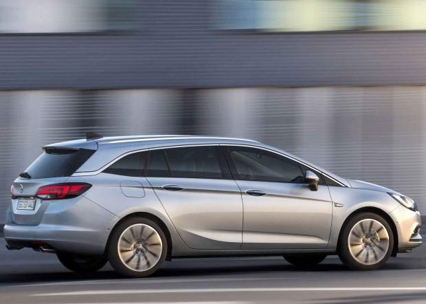 2016 Opel Astra Sports Tourer Özellikleri Açıklandı - Page 4