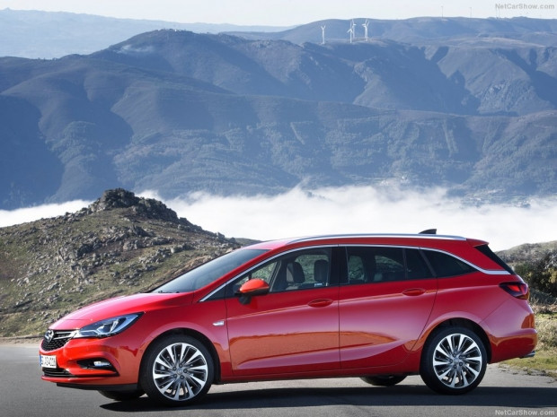 İşte 2016 model Opel Astra Sports Tourer! - Page 2