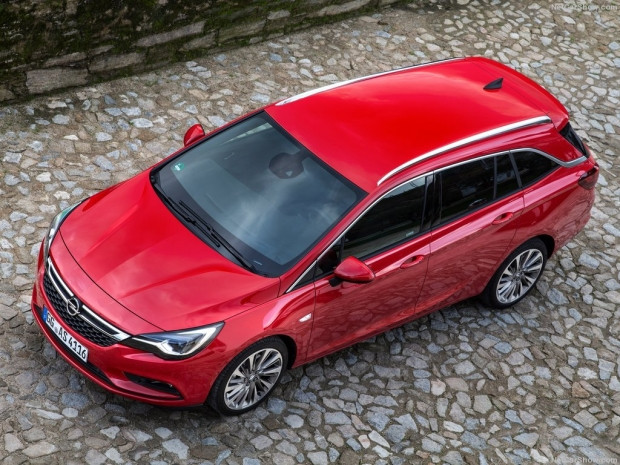 İşte 2016 model Opel Astra Sports Tourer! - Page 3
