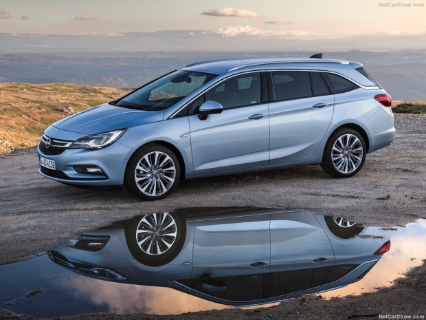 İşte 2016 model Opel Astra Sports Tourer! - Page 4