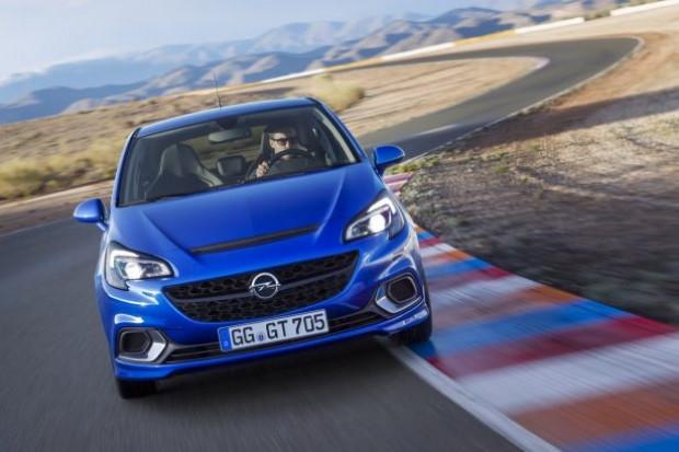 2016 Opel Corsa OPC - Page 1