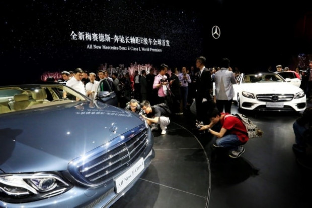 2016 Pekin Otomobil Fuarı'nın en iyileri - Page 3