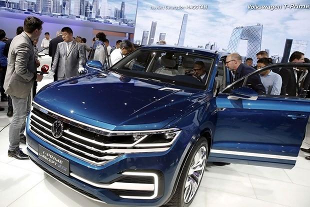 2016 Pekin Uluslararası Otomobil Fuarı kapılarını açtı - Page 4