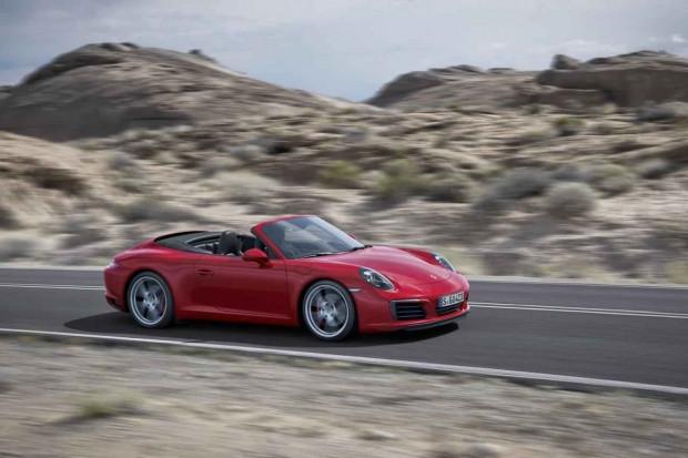 2016 Porsche 911 Carrera özellikleri açıklandı - Page 1