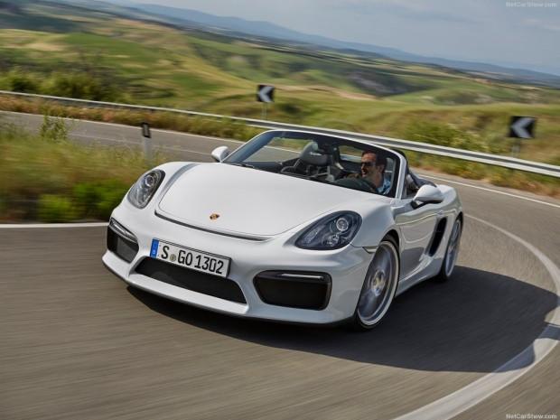 2016 Porsche Boxster Spyder - Page 2