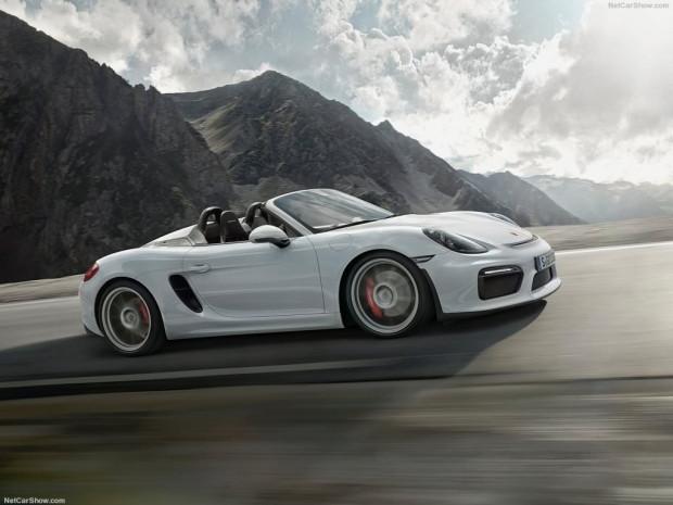 2016 Porsche Boxster Spyder - Page 3