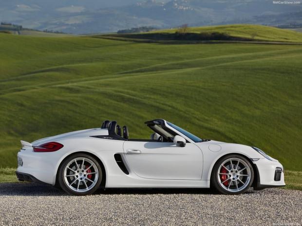 2016 Porsche Boxster Spyder - Page 4