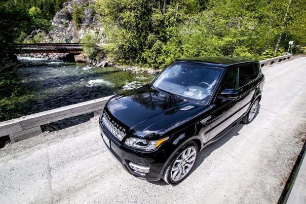 2016 Range Rover Sport Turbo dizel - Page 3