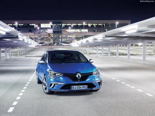 2016 Renault Megane - Page 1