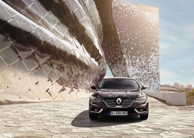 2016 Renault Talisman örtüsünü kaldırdıyor - Page 1