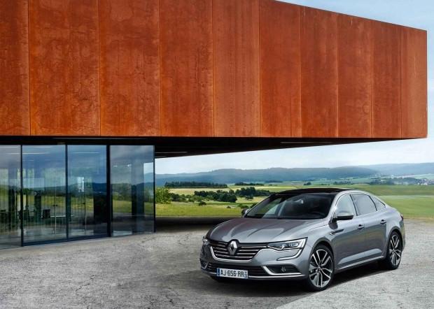2016 Renault Talisman örtüsünü kaldırdıyor - Page 3