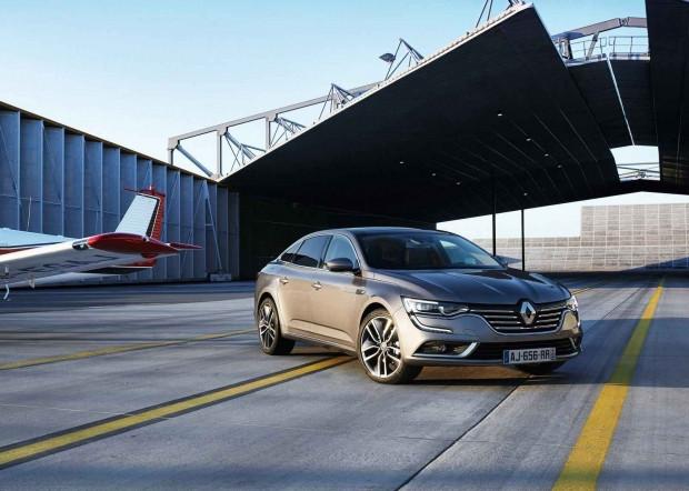 Renault'dan yepyeni bir tasarım: Talisman - Page 1