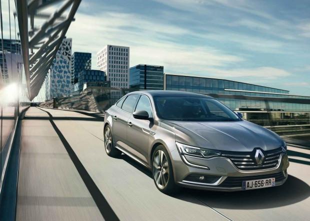 Renault'dan yepyeni bir tasarım: Talisman - Page 2
