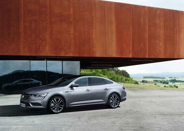 Renault'dan yepyeni bir tasarım: Talisman - Page 3
