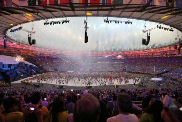 2016 Rio Olimpiyat Oyunları açılışı büyüledi - Page 1
