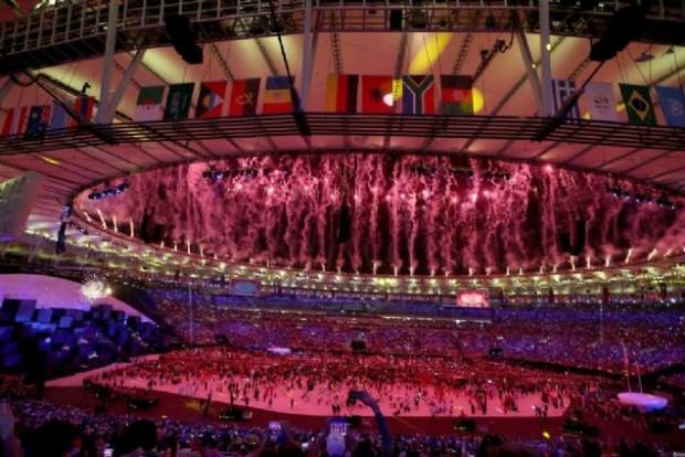 2016 Rio Olimpiyat Oyunları açılışı büyüledi - Page 2