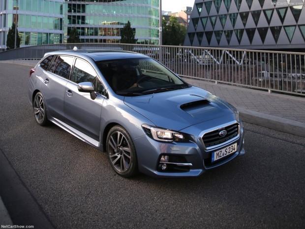 2016 Subaru Levorg - Page 1