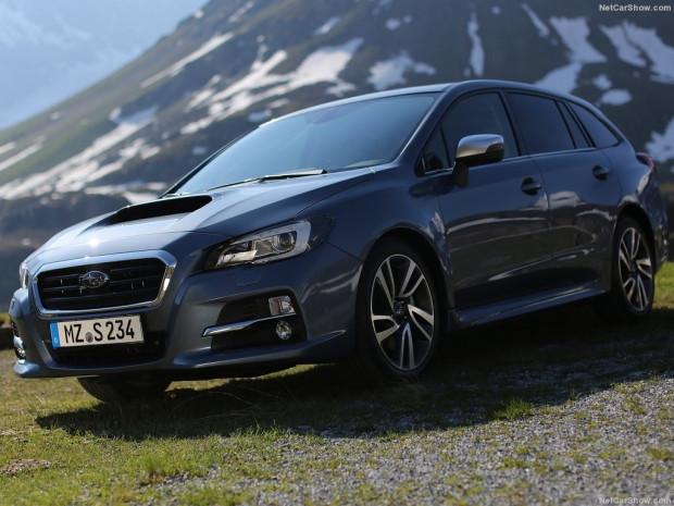 2016 Subaru Levorg - Page 2