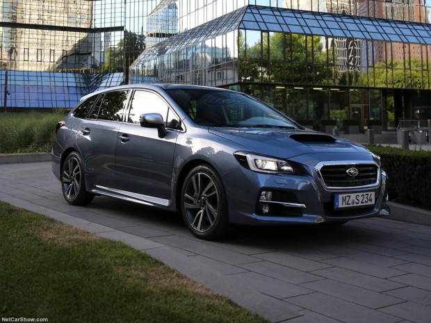 2016 Subaru Levorg - Page 3