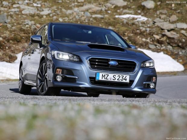 2016 Subaru Levorg - Page 4