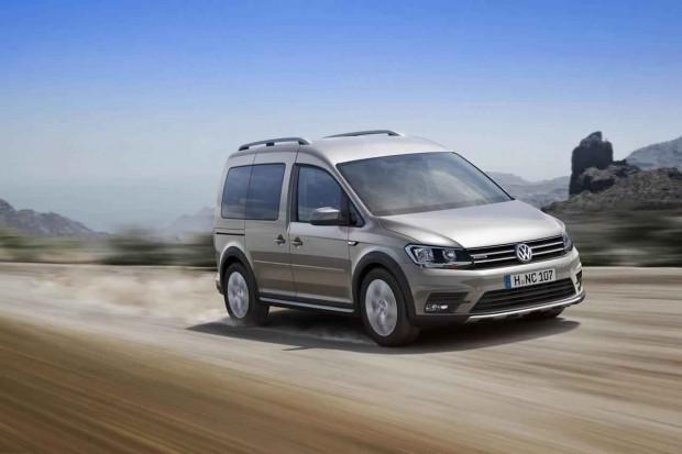 2016 Volkswagen Caddy Alltrack özellikleri açıklandı - Page 1