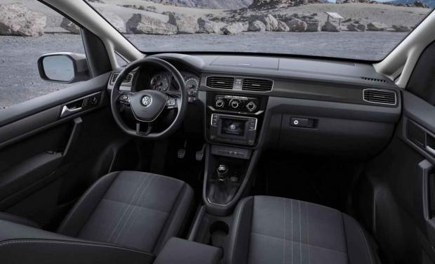 2016 Volkswagen Caddy Alltrack özellikleri açıklandı - Page 3