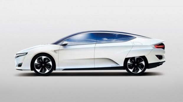 2016 yılına Honda'nın konsepti hazır - Page 1