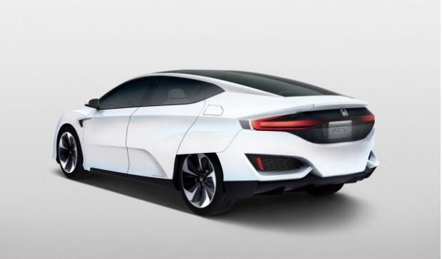 2016 yılına Honda'nın konsepti hazır - Page 3