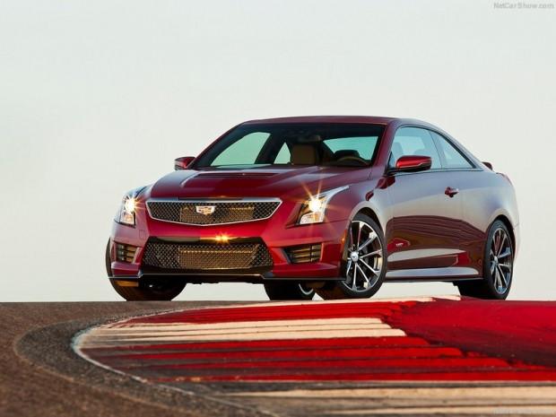 2016 yılında çıkacak Cadillac ATS-V Coupe - Page 1