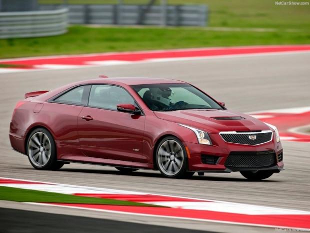 2016 yılında çıkacak Cadillac ATS-V Coupe - Page 3