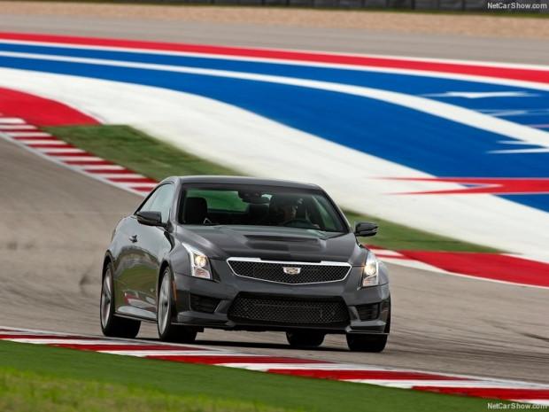 2016 yılında çıkacak Cadillac ATS-V Coupe - Page 4
