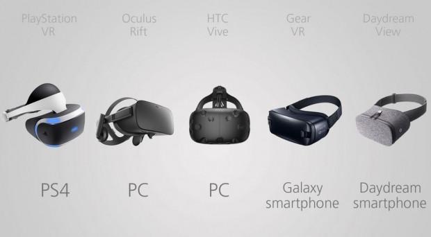 VR gözlüklerinin karşılaştırması - Page 2