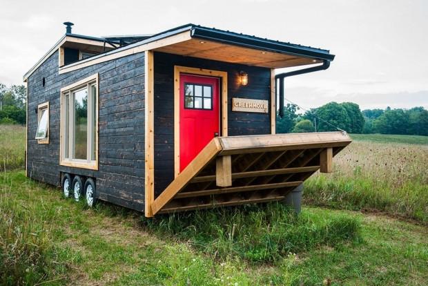 2016 yılında en dikkat çeken minik evler - Page 3