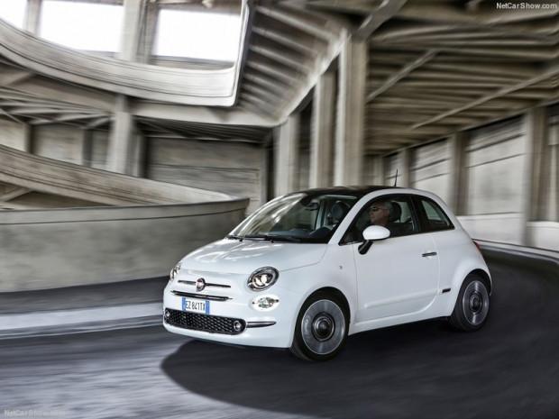 2016 yılının konseptlerinden Fiat 500 - Page 1