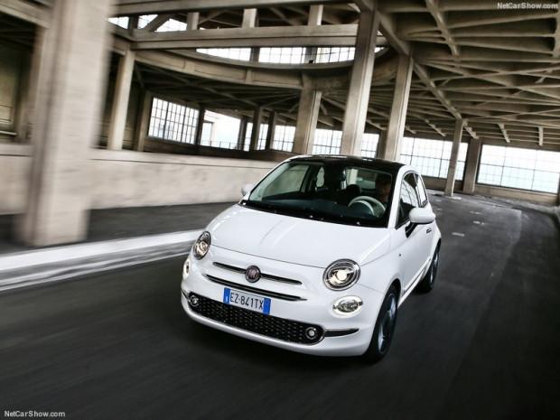 2016 yılının konseptlerinden Fiat 500 - Page 3