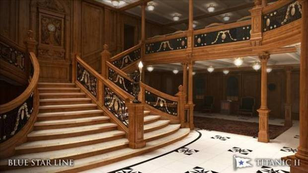 2016'da Titanic 2 denizde olacak! - Page 1