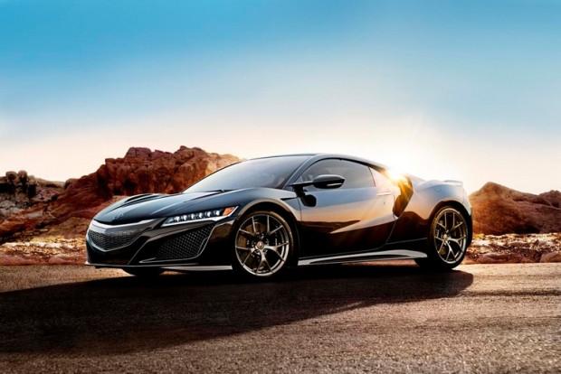 2017 Acura NSX göründü - Page 2