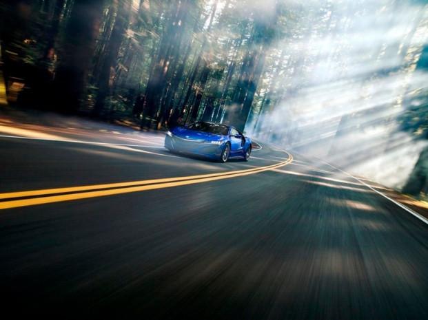 2017 Acura NSX göründü - Page 3