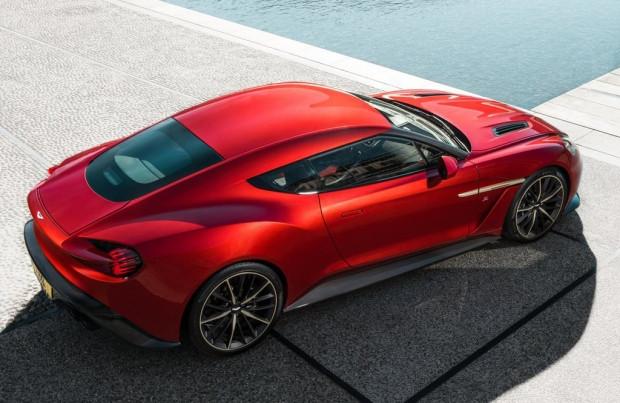 2017 Aston Martin Vanquish Zagato - Page 1