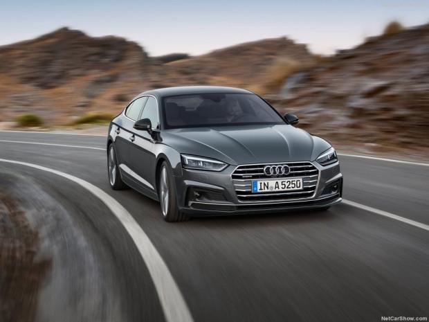 2017 Audi A5 Sportback - Page 2