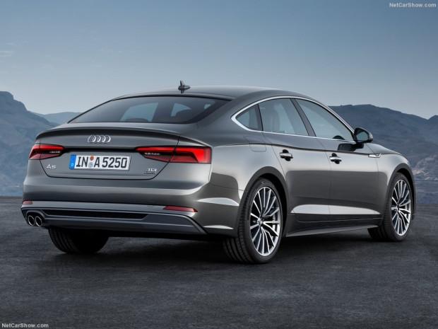 2017 Audi A5 Sportback - Page 4