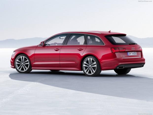 2017 Audi A6 Avant - Page 1